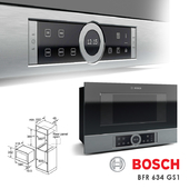 Microwave Bosch BFR 634GS1