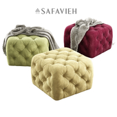 Safavieh / Kenan Ottoman