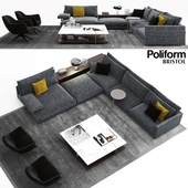 Poliform Bristol Sofa 1