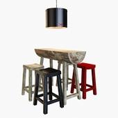 Table + bar meetings