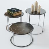 3tube coffee table