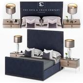 Кровать - HOLLAND The Sofa & Chair Company Luxury bed