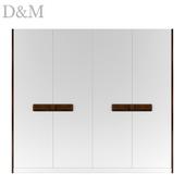 Плательный шкаф от D&M