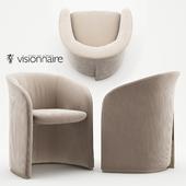 Carmen armchair - Visionnaire Home Philosophy