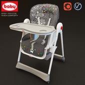 Highchair Baby Prestige Avion Comfort