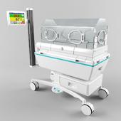 Incubator Atom Medical Model Dual Incu I