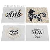 Carpet for New Year