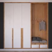 hall Wardrobe