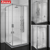 Ravak BLIX Corner Shower Enclosures