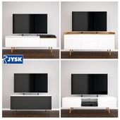 JYSK TV tables set one