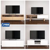 JYSK TV tables set two