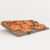 Pizza - slice of pizza