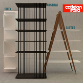 Cattelan Arsenal Giotto Fifty