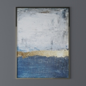 Set of abstract paintings 35