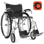 Wheelchair OSD FOR THE COMPETITION