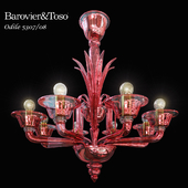 Chandelier Barovier & Toso Odile 5307/08