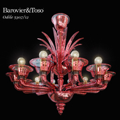 Chandelier Barovier & Toso Odile 5307/12