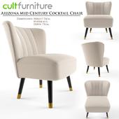 Cult Living Arizona Mid Century Cocktail Chair