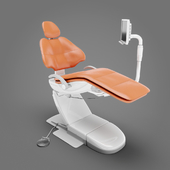 """Dental chair A-DEC - """"for the competition"""""""