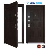 Entrance metal door Very Dveri Kvadro