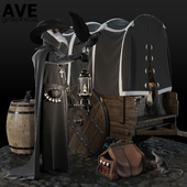 AVE Plague Doctor