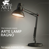 Table lamp Arte Lamp Ragno A2043LT-1BK