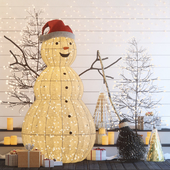Рождественский декор 2
