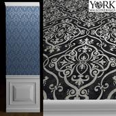 York Wallcoverings Glam