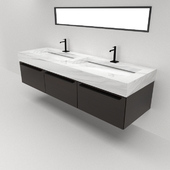 Compo sink