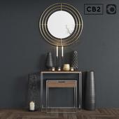 CB2 Decor Set 1
