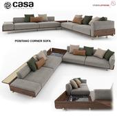 Casa Positano Corner Sofa