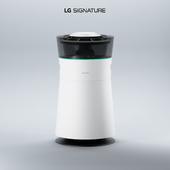 Purifier and humidifier LG LSA50A