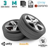 Acura RL Wheel