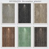 Decorazza Decorative plaster