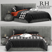 Axel Wide Storage bed, RH Teen