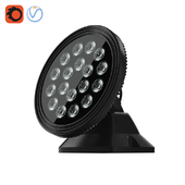 led floodlight led RGBW