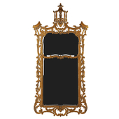 Roberto Giovannini MIRROR FRAME WITH DIVIDED MIRRORS ART 522