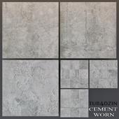 Tubadzin Cement Worn
