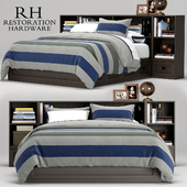 Keynes Storage bed, RH Teen