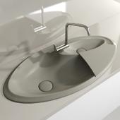 Washing machine Marmorin SILVANUS Mixer Bianchi Star