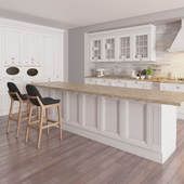 Kitchen Amelie New Bellini factory with decor