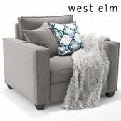 West elm armchair 01