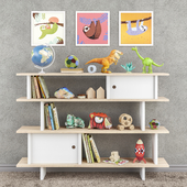 Toys and furniture set 8