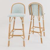 DRUCKER Bistro bar chair