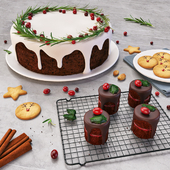 Christmas Food Set