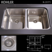 KOHLER K-3171 SINK