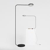 IKEA ЮППЕРЛИГ Настольная лампа и напольный светильник