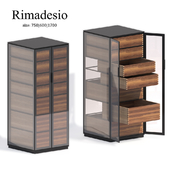 Шкаф-витрина Rimadesio