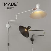 Ogilvy Swing Arm Wall Lamp