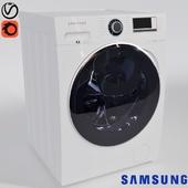 Washing machine Samsung Eco Bubble